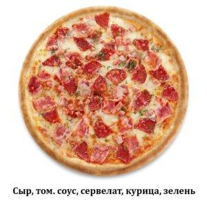 Доставка и заказ пиццы в архипо осиповке